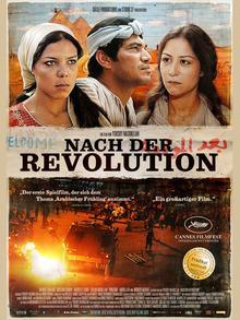 Plakat Nach der Revolution