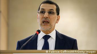 Saad-Eddine El Othmani Außenminister Marokko