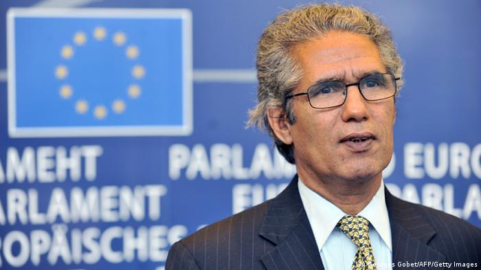 Mohamed Salem Ould Salek, Außenminsiter Westsahara (Foto: GEORGES GOBET/AFP/Getty Images)