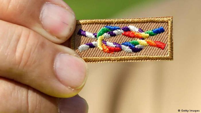 USA Pfadfinder lassen homosexuelle Mitglieder zu (Getty Images)