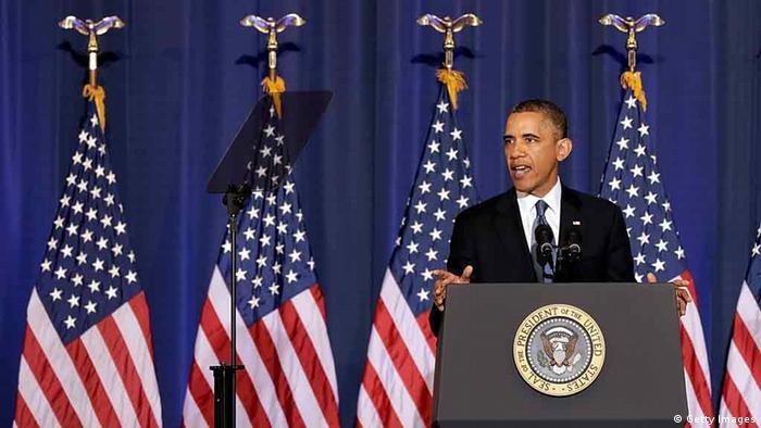 Barack Obama Rede Drohnen und Guantanamo Schliessung