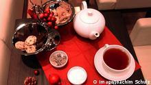 Bildergalerie Teetrinken in Deutschland