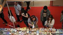 10. Internationalen Buchmesse in Thessaloniki Besucher