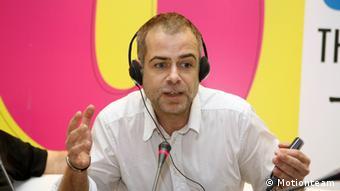 Ο Κάι Χένζελ στη 10η Διεθνή Έκθεση Βιβλίου στη Θεσσαλονίκη