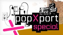 05.2013 DW PopXport Special Sendungslogo