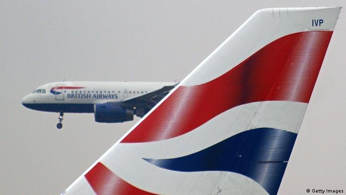 Symbolbild - Britsh Airways
