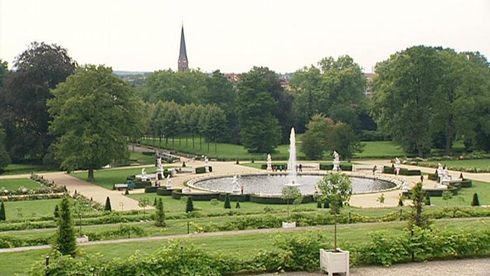 Unesco Parks Germany