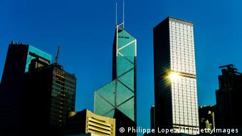 Hochhaus der Bank of China in Hong Kong (Foto: Philippe Lopez/AFP/GettyImages)