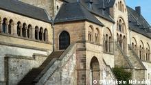 Welterbe Goslar, Reportage Kaiserpfalz. Copyright: DW / Maksim Nelioubin.