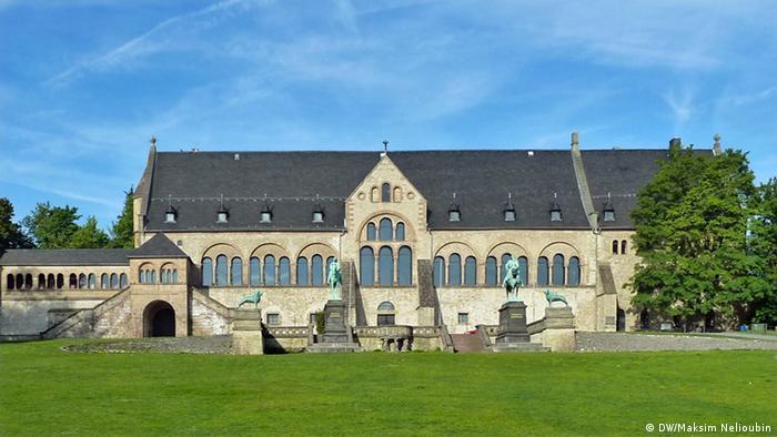 Гослар (Goslar). Фото: DW / Максим Нелюбин