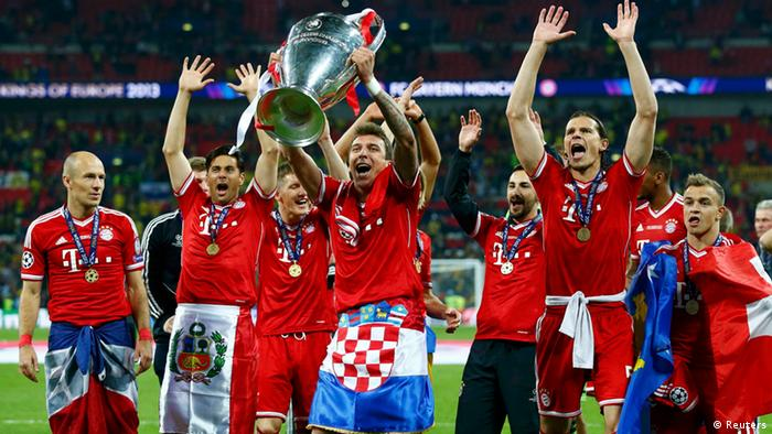 Highlights From The Champions League Final All Media Content Dw 26 05 2013