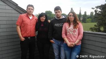 Η οικογένεια Πολυχρονιάδη στο Μέσενιχ