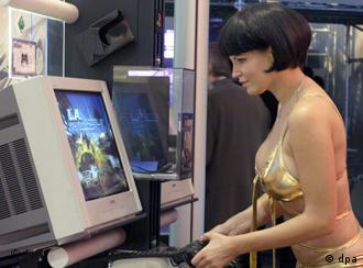Messe Games Convention Leipzig 2005