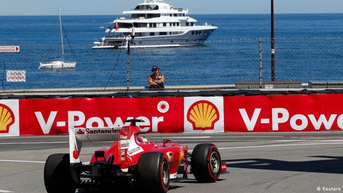 Formel 1 Monaco Mai 2013 (Reuters)