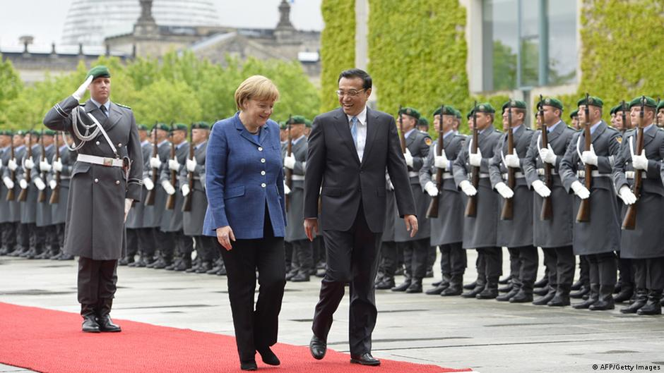 Germany should stop aiding Chinese military, Amnesty warns - DW (English)