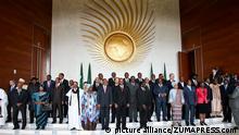 Gipfeltreffen der Afrikanischen Union in Addis Abeba