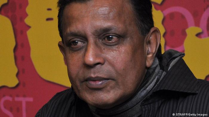 Bollywood Schauspieler Mithun Chakraborty (STR/AFP/Getty Images)