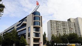 Будинок імені Віллі Брандта - штаб-квартира СДПН у Берліні