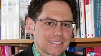 Stefan Seidendorf vom Deutsch-Französischen Institut in Ludwigsburg (privat)