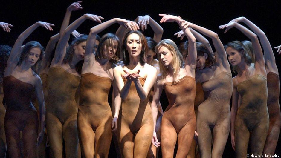 театр японский голый