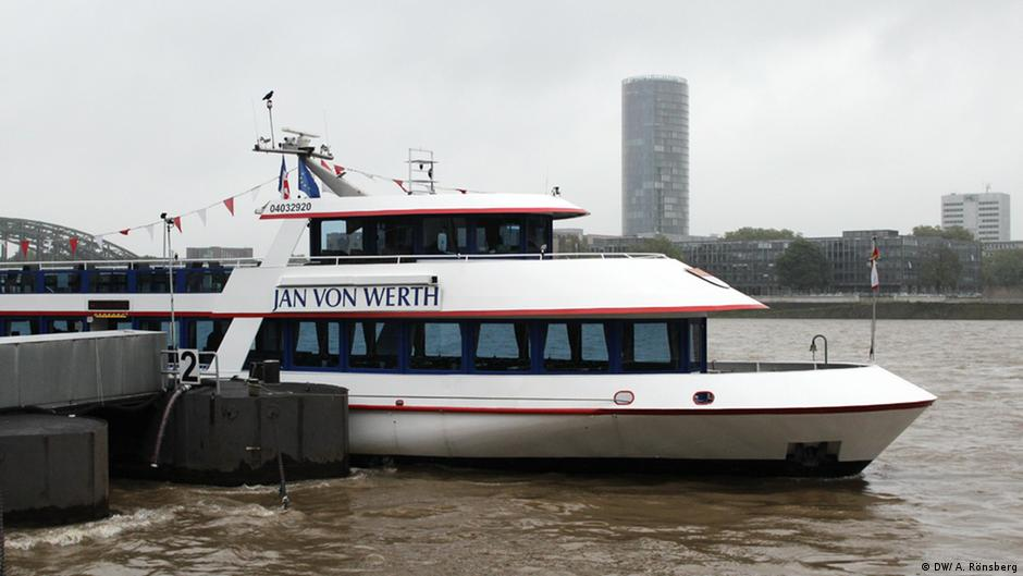 Ships targeted as major polluters of nitrogen dioxide by clean air project | DW | 04.06.2013