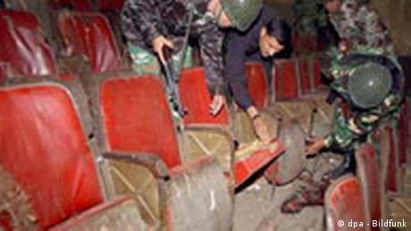 Anschläge auf Kinos in Bangladesch