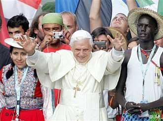 Auch beim bevorstehenden Weltjugendtag in Sydney dürfte der Papst wieder von Hunderttausenden gefeiert werden