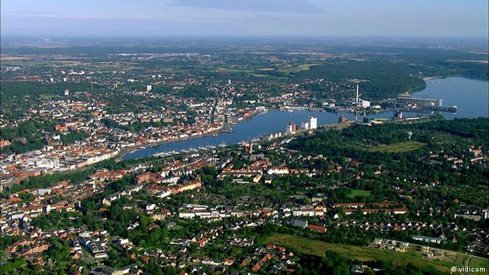 Кадр из фильма Балтийское мрре сверху