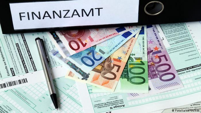 Finanzamt Steuern Steuerflucht Unternehmen Deutschland