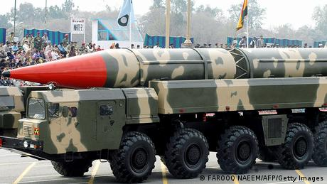 China, India and Pakistan boost nuclear arsenals, others make few changes | News | DW.DE | 03.06.2013