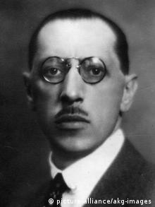 Composer Igor Stravinsky (c) picture-alliance/akg images