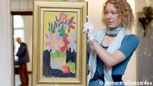 Gemälde Bunten Blumen des Expressionisten Alexej von Jawlensky wird versteigert
