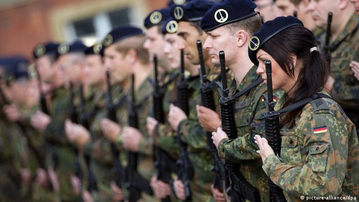 German/Netherlands Corps (picture-alliance/dpa)
