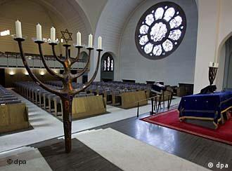 Cologne's Synagogue will welcome Pope Benedict XVI on Friday