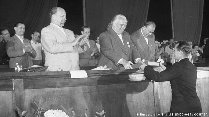 Parteikonferenz der SED 1952