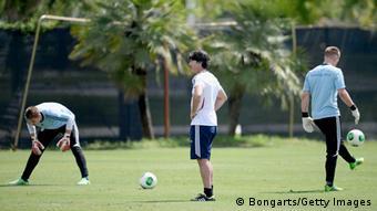 Las facilidades para entrenar en Brasil son desde hace tiempo una obsesión de Löw.