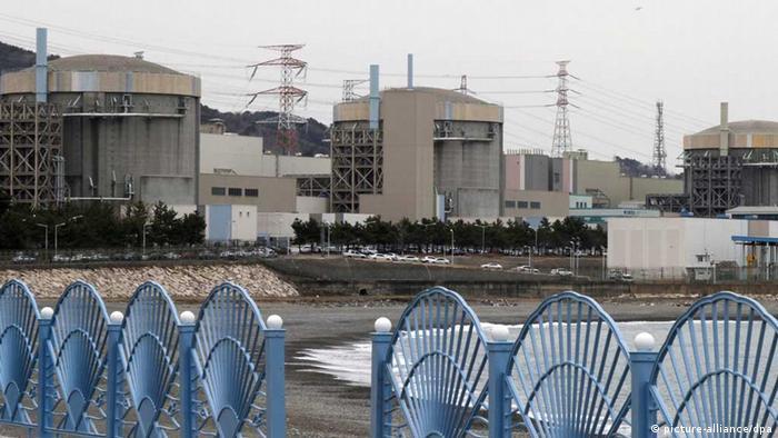 Südkorea nimmt drei Atomkraftwerke für mehrere Monate vom Netz