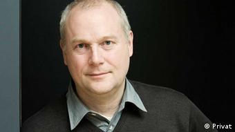 Rudi Tarneden, UNICEF press spokesman. (Photo: Private)