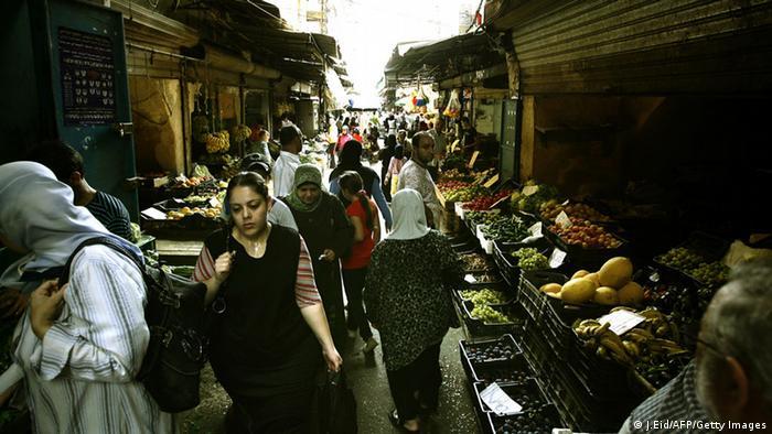 Markt Libanon Menschen (J.Eid/AFP/Getty Images)