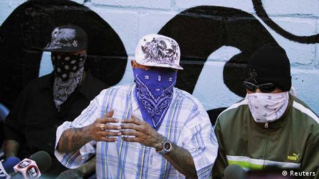 Honduras/ Straßengangs/ Bandenkrieg