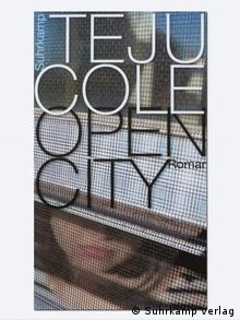 The cover of Teju Cole's debut novel, Open City