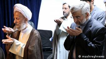 Iran Wahlen Wahl 2013 Said Jalili Präsidentschaftskandidat