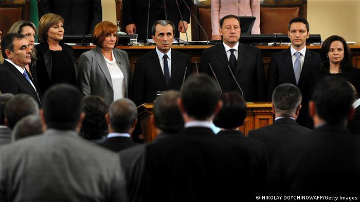 Bulgarien neue Regierung