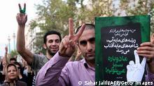 Iran Protest Wahlen Grüne Revolution 2009
