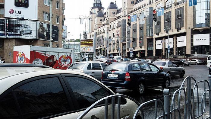 Мобілізація приватних авто для АТО загрожує вибухом у суспільстві