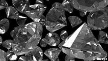 Symbolbild Diamanten Edelsteine Diamant