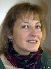 Portrait of Christine Wegner-Schneider, CARITAS program coordinator in Asia. (Photo: Wegner-Schneider, private)