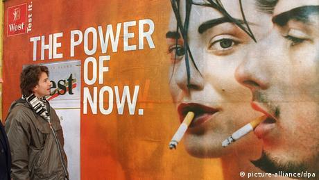 Τέλος στις διαφημίσεις τσιγάρου και στη Γερμανία