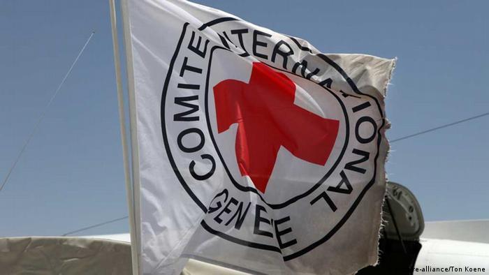 Foto de bandera de CICR