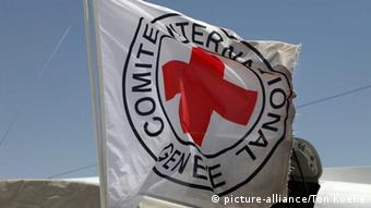 ICRC in Afghanistan (Foto: picture-alliance/Ton Koene)
